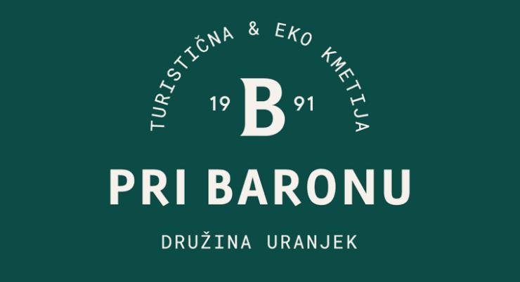 Turistična & ekološka kmetija Pri Baronu